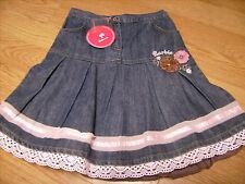 Gonna BARBIE in jeans bambina ragazza 8 - 9 anni  Nuova regalo Natale!