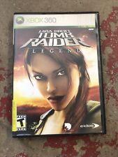 Lara Croft Tomb Raider Legend Xbox 360