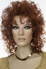Jetabout 130 Red Long Medium Jon Renau Wavy Curly Wigs