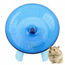 Silent Spinner Non Slip Run Disc for Hamster Hedgehog Small Exercise Wheel Pets