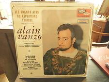 Alain Vanzo - orchestre  Jésus Etcheverry - mode disques CMDINT 9487