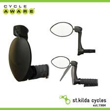 CYCLEAWARE URBIE BAR-END MIRROR (BLACK)
