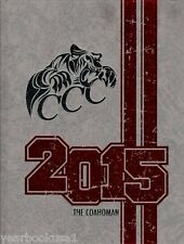 Coahoma Community College Clarksdale Mississippi 2015 Yearbook Annual University