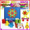 155pcs rompecabezas de madera juegos Montessori cerebro juguete educativo para n
