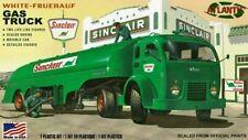 Atlantis Models 1402 White Fruehauf Gas Truck Sinclair 1:48 Plastic Model Kit Hh