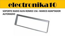 Soporte Marco Montaje  Radio alfa romeo 156  embellecedor