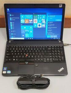 LENOVO THINKPAD EDGE E530 Intel Core i5-2450M 6GB RAM 500GB HDD WEBCAM BLUETOOTH