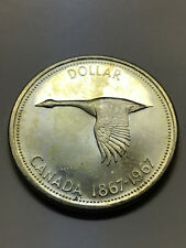 1967 Canadian Dollar Unc++ #11487