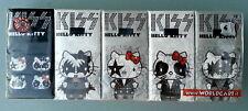 KISS - HELLO KITTY - VERSION 2 - 90 MOUCHOIRS PAPIER - NEUF NEW NEU
