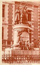 LAON Monument des Instituteurs AIsne dans Cour de l'Ecole Normale d'Instituteurs