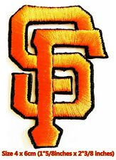 San Francisco Giants SF Baseball Sport Embroidery Patch logo iron,sewing on