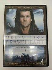 Braveheart (Dvd, 2007, Special Collector's Edition) Mel Gibson