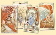 Tarot of the Holy Grail, Lo Scarabeo, New Book