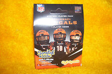 OYO SPORTS CINCINNATI BENGALS MYSTERY PACK, NEW