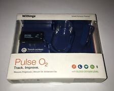 Withings Pulse O2 Blue Activity Tracker