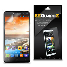 2X EZguardz LCD Screen Protector Cover HD 2X For Lenovo Lephone S898T (Clear)