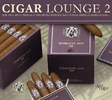 Cigar Lounge 2     2CDs Naomi Azymuth Todd Terry