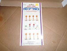 Life Like #1115 Road Signs Ho Scale