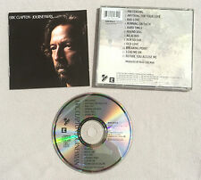 ERIC CLAPTON - JOURNEYMAN / CD ALBUM (ANNEE 1989)