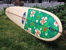 """Classic Donald Takayama 9''2"""" Hawaiian Pro Design Surfboard Hawaiian Inlay"""