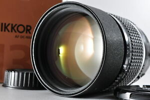 Nikon AF DC Nikkor 135mm f/2 Telephoto Portrait Auto Lens [ Mint ] E051115
