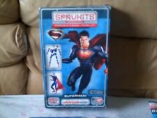 Sprukits Superman Man of Steel Poseable Figure Model Kit