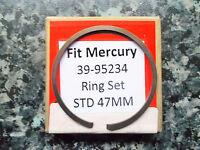 mercury/mariner/tohatsu outboard motor piston ring 2.2hp 2.5hp 3.3HP. 3.5hp..