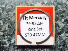 mercury/mariner outboard motor piston ring  3.3HP.+ top and bottom main bearings