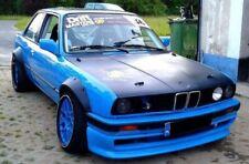 BMW 3 E30 DRIFT FENDER FLARES  WHEEL ARCH EXTENSIONS