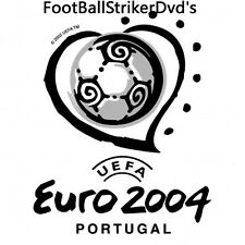 2004 Uefa Euro Group A Russia vs Portugal on Dvd