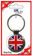 British Keyring Union Jack UK Gifts Keychain GB UK Flag