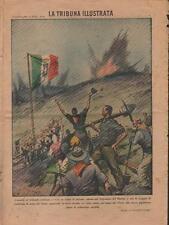 LA TRIBUNA ILLUSTRATA 45/1939 Carta della guerra sul fronte francese, Latifondo