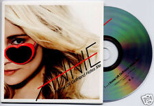 ANNIE I Know UR Girlfriend Hates Me UK 1-trk promo CD ANNIECDPRO5