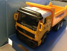 Nice Mercedes Benz Actros Dump Diecast International NL Cararama