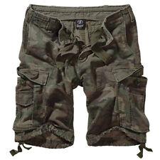 Brandit Classic Vintage Shorts 7 Farben S-7XL Herren Cargo Bermuda Army Short
