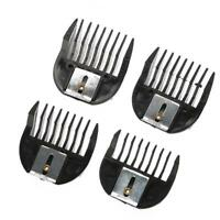 New Set 4 Guide Comb Attachment for Electric Hair Clipper Trimmer Shaver