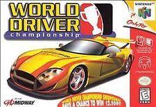 World Driver: Championship (Nintendo 64, 1999)