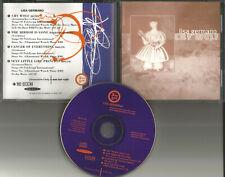 LISA GERMANO Cry Wolf EDIT & UNRLEASED & REMIXES PROMO DJ CD John Mellencamp