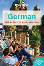 LONELY PLANET GERMAN PHRASEBOOK & DICTIONARY - LONELY PLANET PUBLICATIONS (COR)