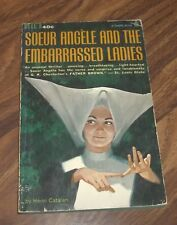 SOEUR ANGELE AND THE EMBARRASSED LADIES BY HENRI CATALAN DELL(8068) PAPERBACK