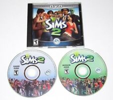 The Sims 2 Game PC Special DVD Edition Complete With Key 2004