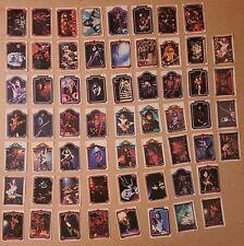 1970s KISS Trading Card Lot