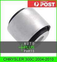 Fits CHRYSLER 300C Arm Rubber Bush Rear Suspension