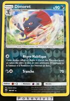 Carte Pokemon DIMORET 86/147 Rare REVERSE Soleil et Lune 3 SL3 FR NEUF