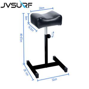 Pedicure Manicure Nail Tattoo Foot Leg Rest Adjustable Stool Station Chair Kit