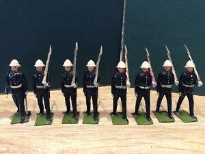 Britains Repaints: Royal Marines. Post War c1950s