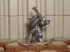 Iron Golem - Heroscape- Wave 12/D2 - Warriors of Eberron - Free Ship Available