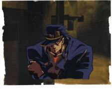 Jojo's Bizarre Adventure Anime Cel Douga Animation Art Jotaro Knives OVA 1993