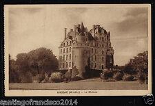 Belgie 82.-Brissac -Le Château (A.B. Angers)