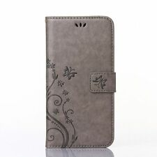 Flip Leather Wallet Cards Stand Case Cover For iPhone X 8 5S 6S 7 Plus SE Touch5